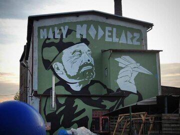 Murale Mariusza Warasa