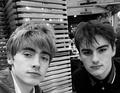 Syn Liama Gallaghera i wnuk Ringo Starra razem w sądzie. Wszczęli...
