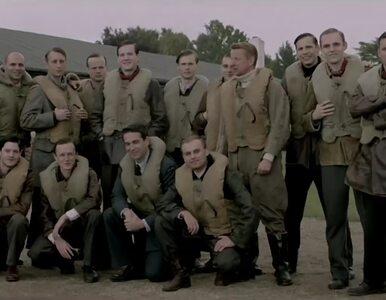 Jest pierwszy zwiastun filmu o Dywizjonie 303! Dorociński, Gibson i Rheon