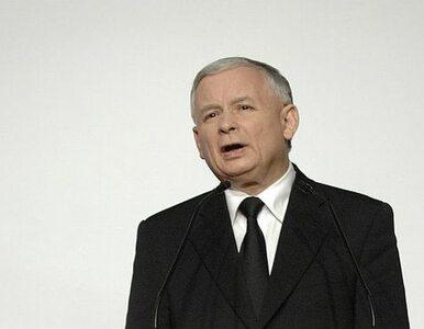 Kaczyński: zespół Laska boi się konfrontacji z ekspertami Macierewicza