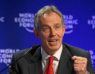 Tony Blair został finansistą