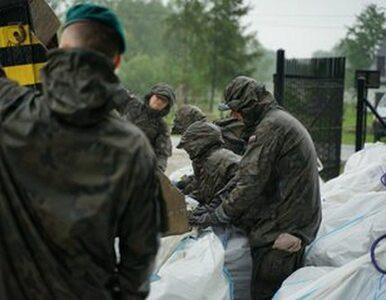 Intensywne deszcze na południu Polski. Pogotowie powodziowe w Krakowie