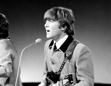 Na pchlim targu znaleziono list Johna Lennona do królowej Elżbiety II. O...