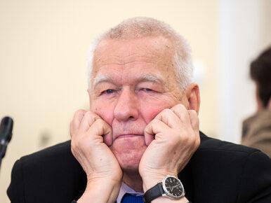 """Ojciec premiera upomniany przez Kaczyńskiego. """"Mówił mi, że szkodzę..."""