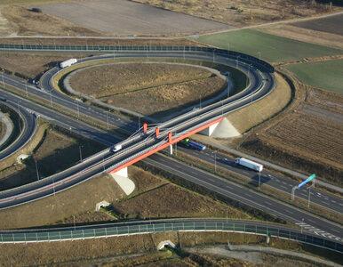 Wiadomo kiedy pojedziemy szerszą autostradą Łódź-Warszawa