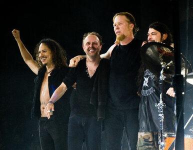 Metallica przyjeżdża do Polski na Sonisphere