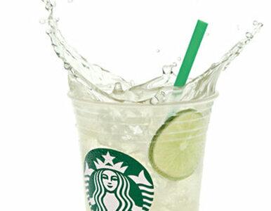 Poczuj orzeźwiającą moc zielonej kawy! Spróbuj Starbucks Cool Lime i...
