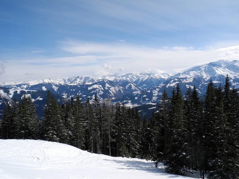 Góry w Austrii