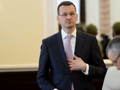 """Morawiecki ogłosił przełomowy plan. """"Cała Polska będzie jedną wielką..."""