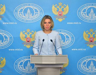 Rosja o wydaleniu swoich dyplomatów: Prowokacyjny gest solidarności z...