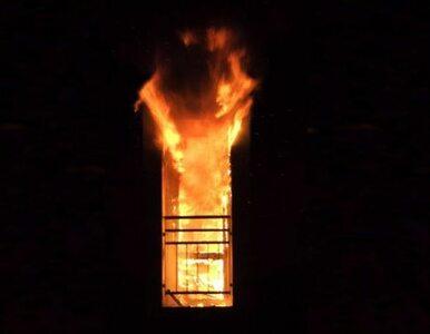 Pożar domu. Nie żyje 29-latka i jej dzieci - 7-letnie oraz 4-miesięczne