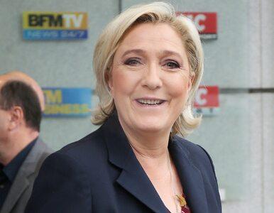 Marine Le Pen pogratulowała Emmanuelowi Macronowi i zapowiedziała...