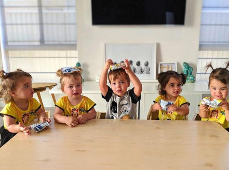 Dzieci Kimberley