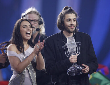 """Zwycięzca konkursu Eurowizji cierpi na poważną chorobę. """"Czy tylko na..."""