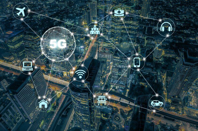 Sieć 5G zapewni swobodny przepływ danych