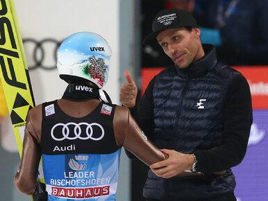 Co powiedział Hannawald do Stocha po finałowym konkursie Turnieju...