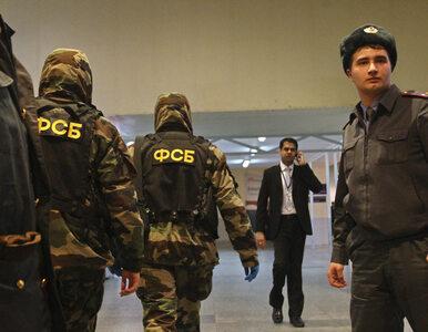 """Rosyjska bezpieka ćwiczy odpowiedź na """"ukraińskie prowokacje"""". Szykuje..."""