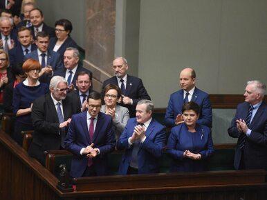 Rząd premiera Morawieckiego z wotum zaufania. Są pierwsze komentarze...