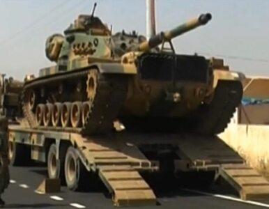 Turcja szykuje się do uderzenia na Syrię