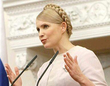 Tymoszenko nie zostanie dopuszczona do wyborów?