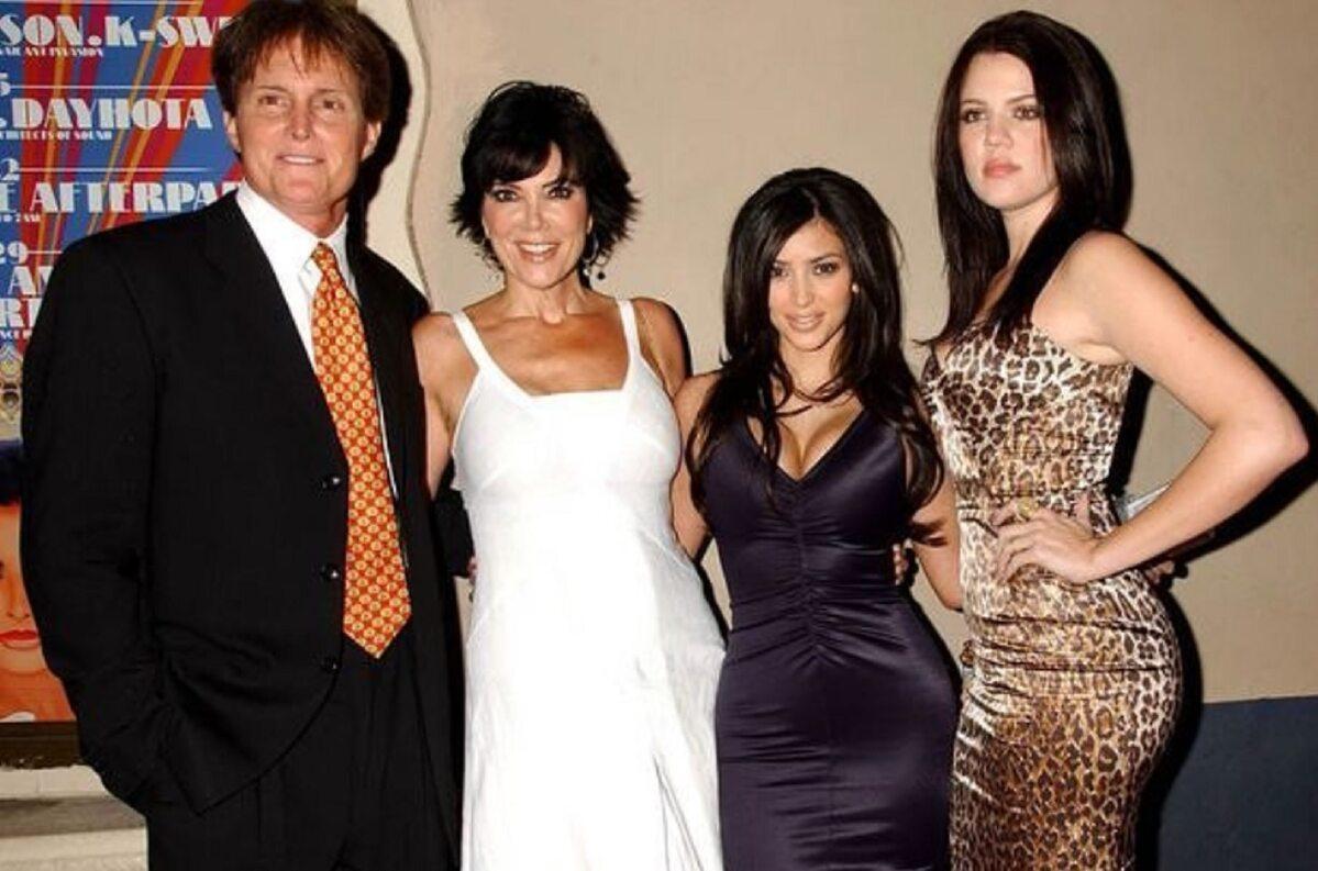 Bruce Jenner, Kris, Kim i Khloe Kardashian