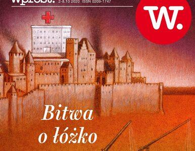 Nowak i kasa na kampanię Kidawy, dramat w szpitalach, dieta Wałęsy,...