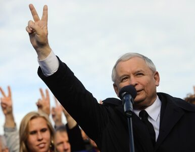 Kaczyński: PiS będzie bronił Tuska, jeśli zaatakują go niemieckie media