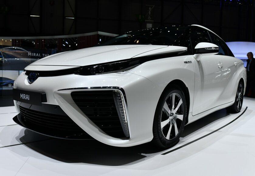 Toyota Mirai – zeroemisyjny samochód na wodór