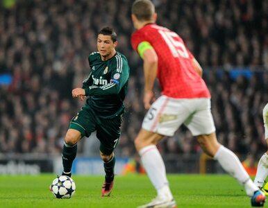 Ronaldo zastąpi Rooneya w Manchesterze United?