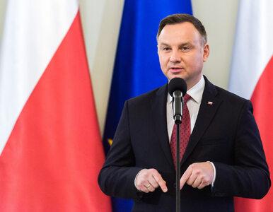Sondaż zaufania dla polityków. Prezydent Andrzej Duda liderem