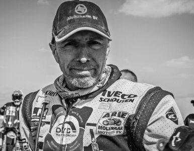 Kolejna ofiara Rajdu Dakar. Motocyklista zmarł w szpitalu