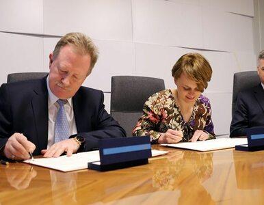 Ministerstwo Przedsiębiorczości i Technologii zawarło umowę o...
