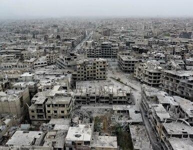Apokaliptyczny krajobraz Syrii. Tak wygląda kraj po 7 latach wojny