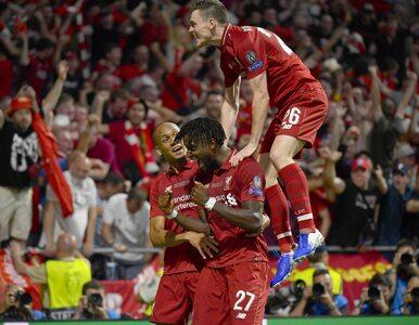 """Liverpool triumfuje w Madrycie. """"The Reds"""" pokonali Tottenham 2:0 w..."""
