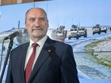 MON zapowiada pozew przeciwko byłemu ambasadorowi RP