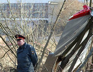 Polacy badają szczątki Tupolewa