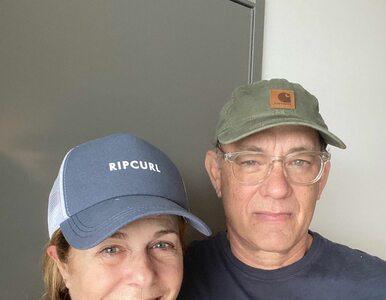 Rita Wilson i Tom Hanks wspierają innych chorych. Stworzyli na Spotify...