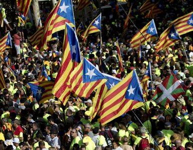 Referendum w Katalonii. Policja blokuje lokale wyborcze, kilkaset osób...