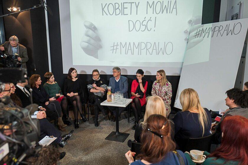 Konferencja #MamPrawo