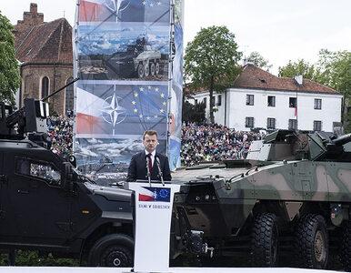 Szef MON: Wojsko Polskie było, jest i będzie aktywne, jeżeli chodzi o...