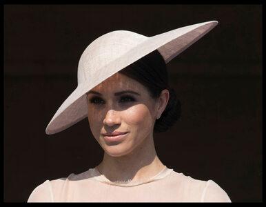 Meghan Markle zadebiutowała oficjalnie jako żona księcia Harry'ego....