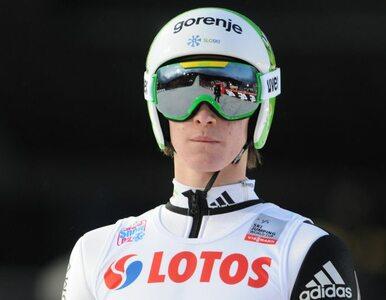 PŚ w Sapporo: Stoch nie jest już liderem klasyfikacji generalnej