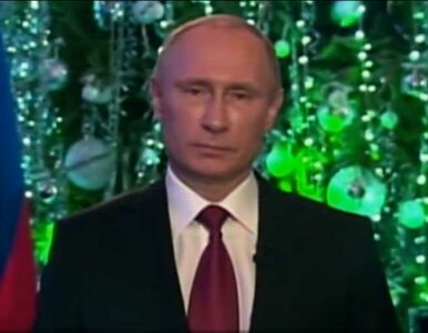 Noworoczne orędzie Putina: Będziemy brutalni i niezłomni