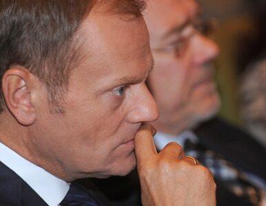 Premier w konflikcie ze Schetyną? Tusk: nie oddam władzy nikomu, kto mi...