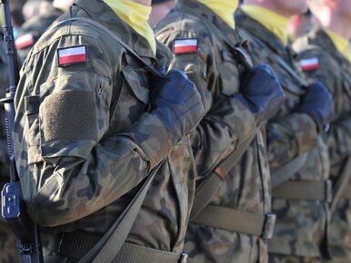 Ponad 700 mln złotych na podwyżki dla żołnierzy. MON podkreśla: Są...