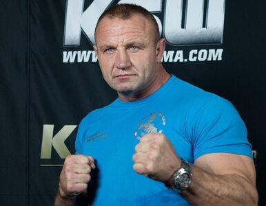 Pudzianowski na gali KSW. Są nagrania z walki Polaka