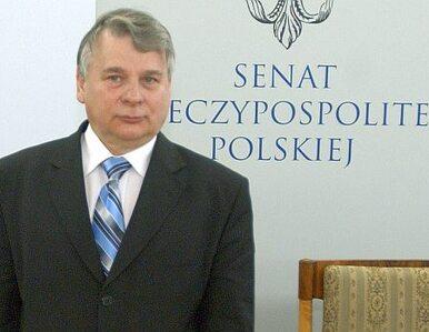 Borusewicz: Lech Kaczyński powinien otwierać szampana