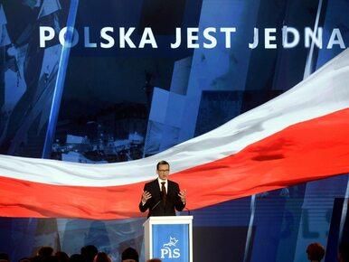 Wpadka logiczna premiera Morawieckiego. Politykę PiS nazwał uległą i...