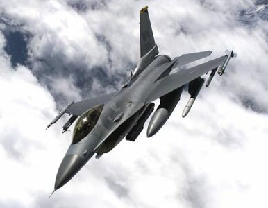 Holenderskie F-16 z Malborka poderwane. Znów rosyjskie bombowce...