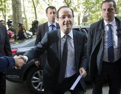 """""""To nie wygrana Hollande`a tylko klęska polityki Sarkozy`ego"""""""